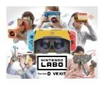 Nintendo Labo: annunciato il kit a tema VR