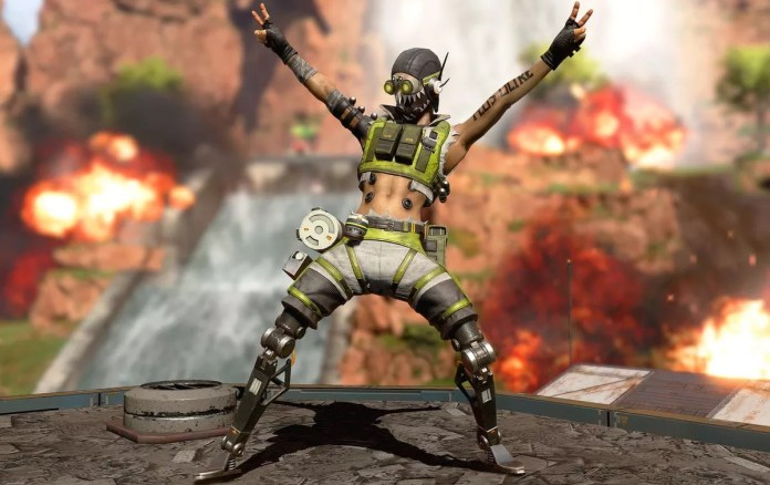 EA E3 2019 Apex Legends