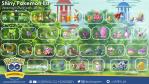 Pokemon Go: ecco tutti gli Shiny Pokemon
