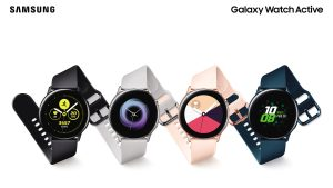 Galaxy Watch Active: il nuovo smartwatch di Samsung