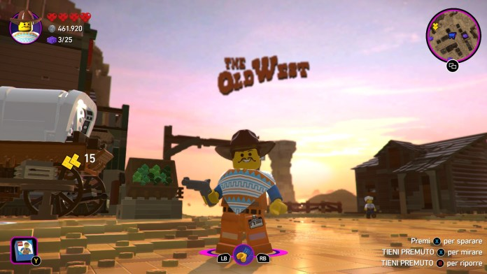 The Lego Movie 2 Gameplay