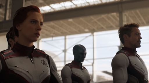 Avengers: Endgame Quantic Realm Suits