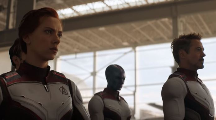 Avengers Endgame Quantic Realm Suits