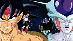 Dragon Ball: un Artwork mostra Bardack versione Samurai