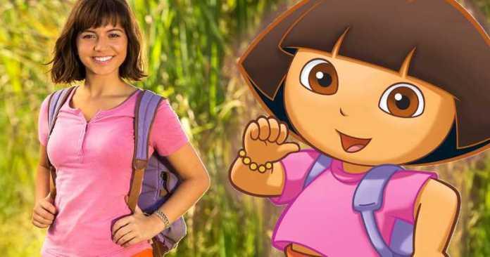 Dora e la città perduta - Dora l'esploratrice film