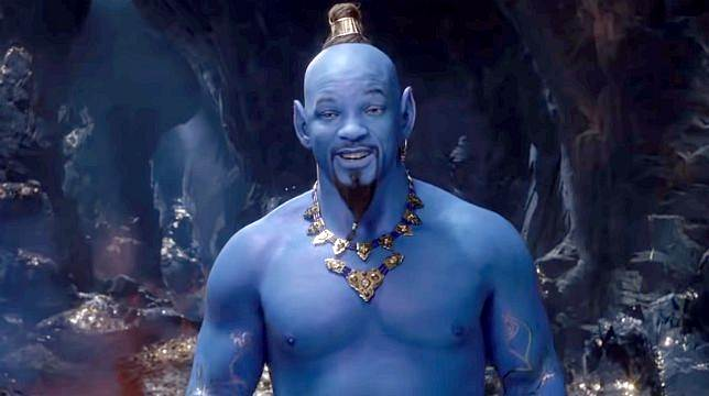 Aladdin Trailer - Will Smith nei panni del genio del live-action Disney