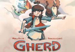 Gherd. La ragazza della nebbia, in libreria dal 21 marzo