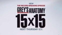 """Grey's Anatomy 15x15: recensione dell'episodio """"record"""" 332 [SPOILER]"""