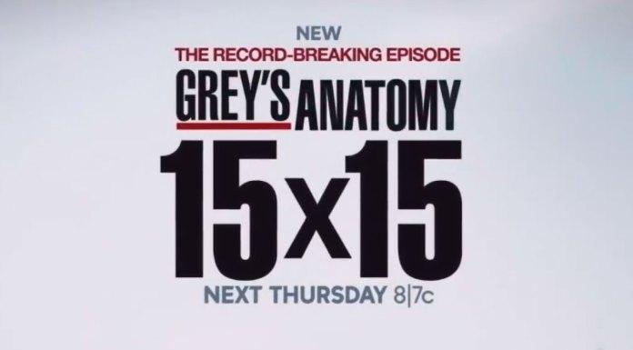 grey's anatomy 15x15 record episodio recensione