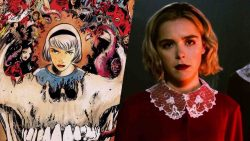 Le Terrificanti avventure di Sabrina 2: Netflix rilascia il poster ufficiale