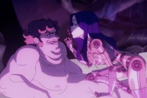 Love, Death +Robots, serie animata antologica  NSFW rilasciata da Netflix
