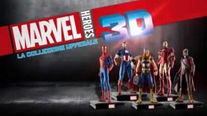Marvel Heroes 3D: da oggi in edicola la seconda uscita,Iron Man