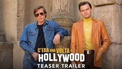 Once Upon a Time in Hollywood: ecco il teaser trailer!