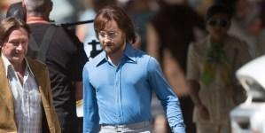 """Daniel Radcliffe: Irriconoscibile sul set di """"Escape from Pretoria"""""""