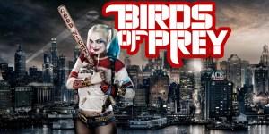 Birds of Prey: riprese terminate e logo del film rivelato