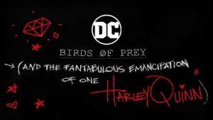 Birds of Prey: il teaser trailer che precederà la visione di IT è online