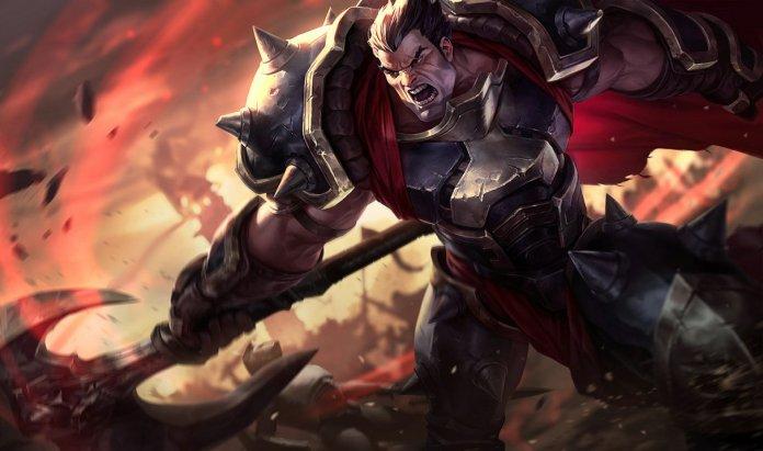 Darius League of Legends