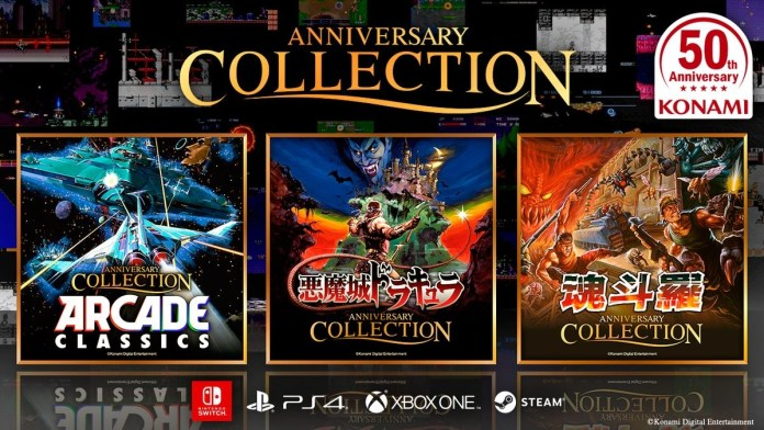 Konami Arcade Classics Collection 2