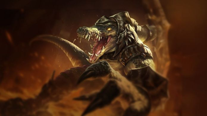 Renekton League of Legends