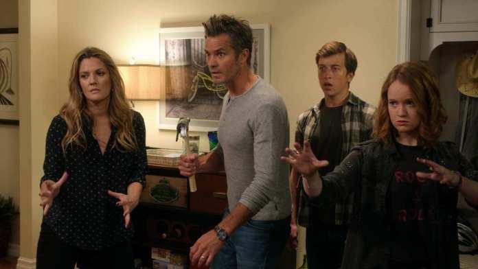Santa clarita diet netflix cancella la serie con Drew Barrymore e Timothy Olyphant