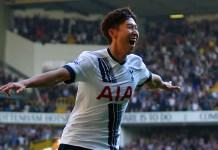 Son Tottenham Hotspur v Crystal Palace - Premier League