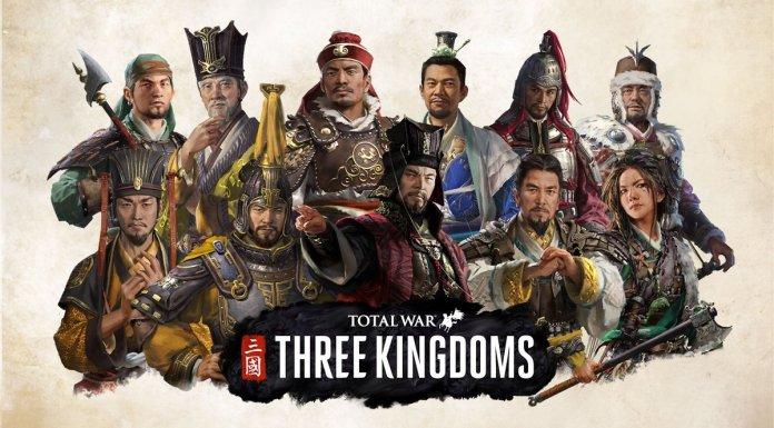 Total War- THREE KINGDOMS - Warlords of the Three Kingdoms