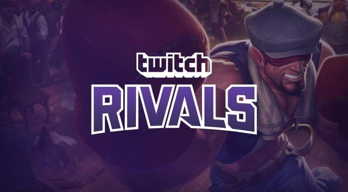 Twitch Rivals League of Legends