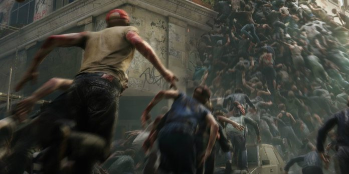 World War Z Zombies
