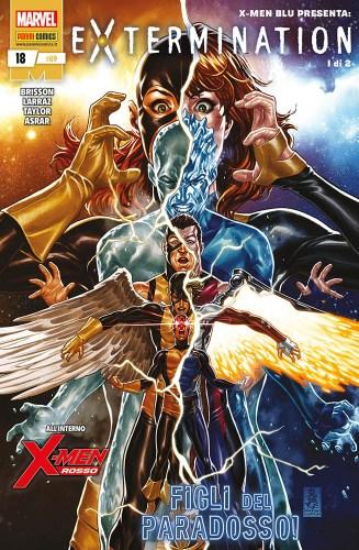 X-Men Blu 18