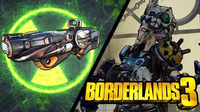 Borderlands 3 effetto radiattivo