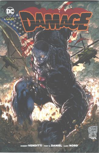 DAMAGE 1 - DC UNIVERSE