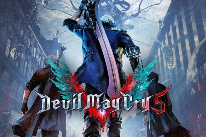 Saldi Gioco Giochi Devil May Cry V