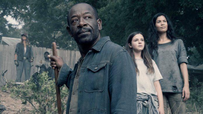 Fear The Walking Dead Morgan Jones