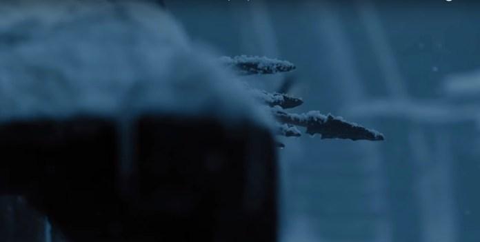 freccia di Vetro di Drago quella che vediamo nei primi secondi di trailer? (Credits: HBO)