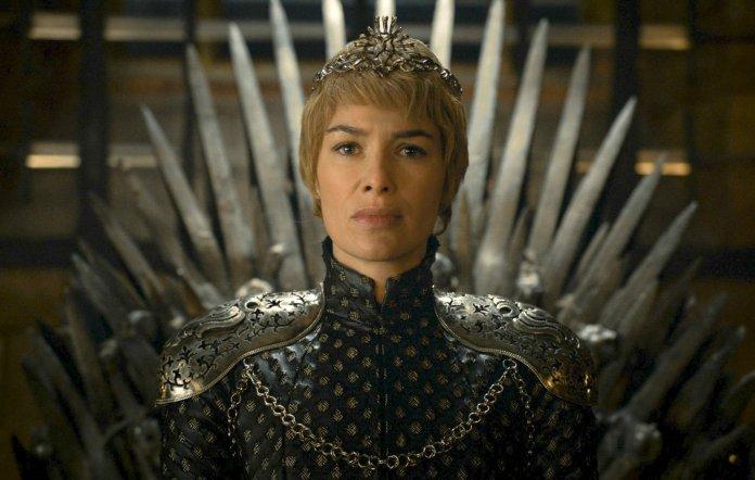 Cersei, Regina dei Sette Regni