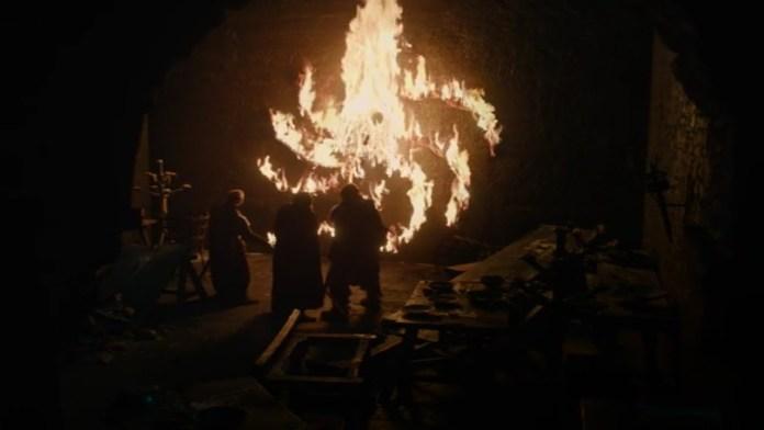 Game of Thrones: chi ha perso la vita nella prima puntata dell'ottava stagione? - Ned Umber & Alys Karstark - Messaggio re della notte prima puntata
