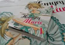 hungrie marie star comics poster volume 1 recensione spoiler free