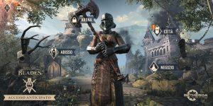 The Elder Scrolls : Blades - Guida alla scelta delle armi