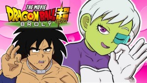 Dragon Ball Super: Broly, la Special Edition con due teneri Broly e Cheelai