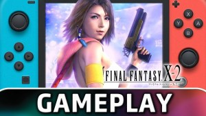 Final Fantasy X/X-2 HD Remaster: dal 16 Aprile per Switch