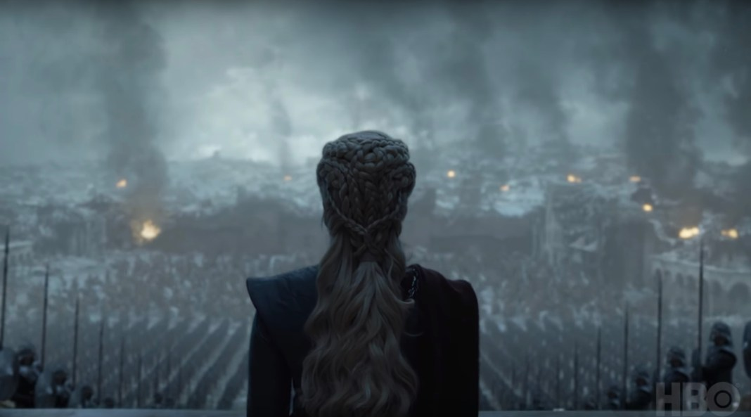 Game of Thrones 8x06: Daenerys