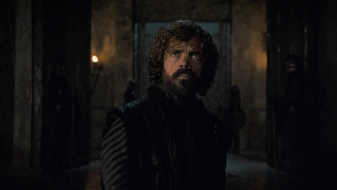 Tyrion Lannister - Game of Thrones trailer episodio 8x05 (Trono di Spade) - (Credits: HBO)
