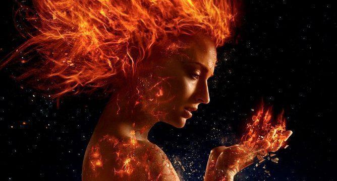X-Men: Dark Phoenix Quicksilver Jean Gray marvel