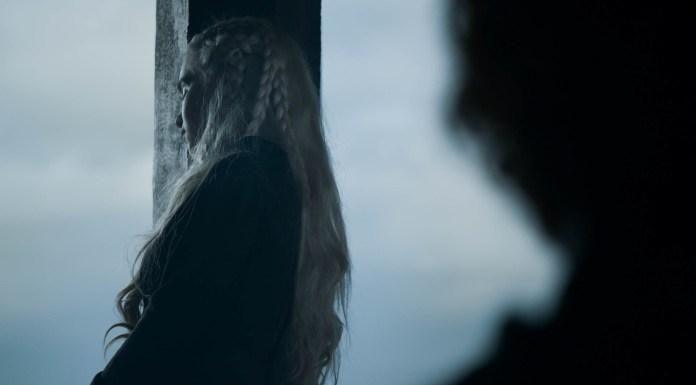 Daenerys a Roccia del Drago