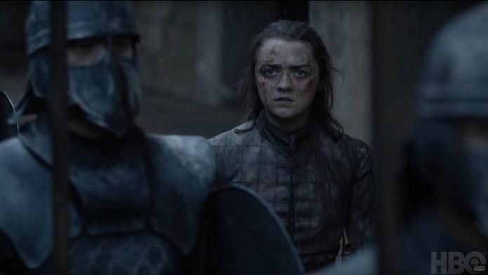 Game of Thrones (Trono di Spade) - Analisi del Trailer - Arya Stark (Credits: HBO)