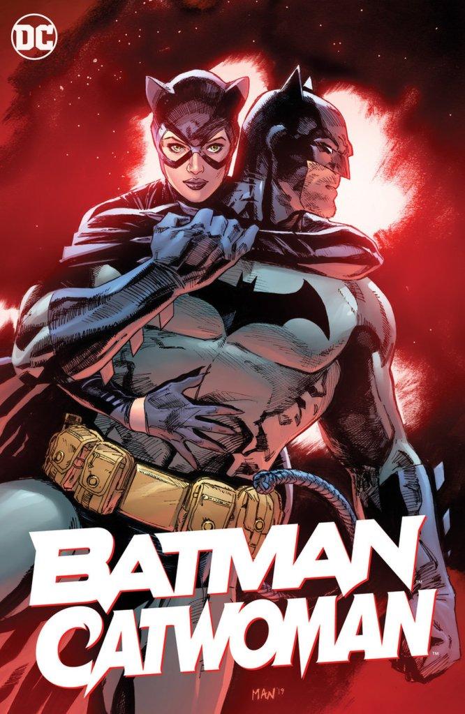 Batman Catwoman DC comics Tom King