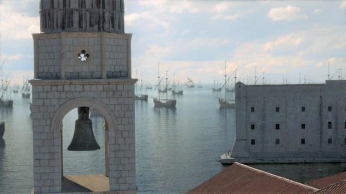 Le navi di Euron - (Credits: HBO)