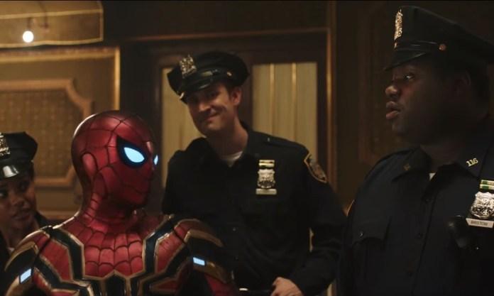 spider-man: far from home jon watts