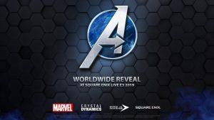 Marvel's Avengers verrà presentato all'E3 2019
