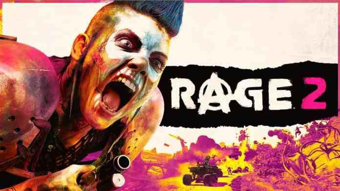 Rage 2 giochi Uscite Maggio